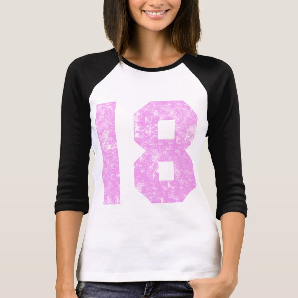 18th birthday shirts