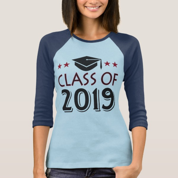 Class of 2019 school graduation T-Shirt