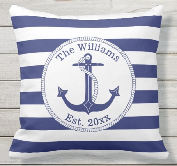 Personalized Outdoor Pillows