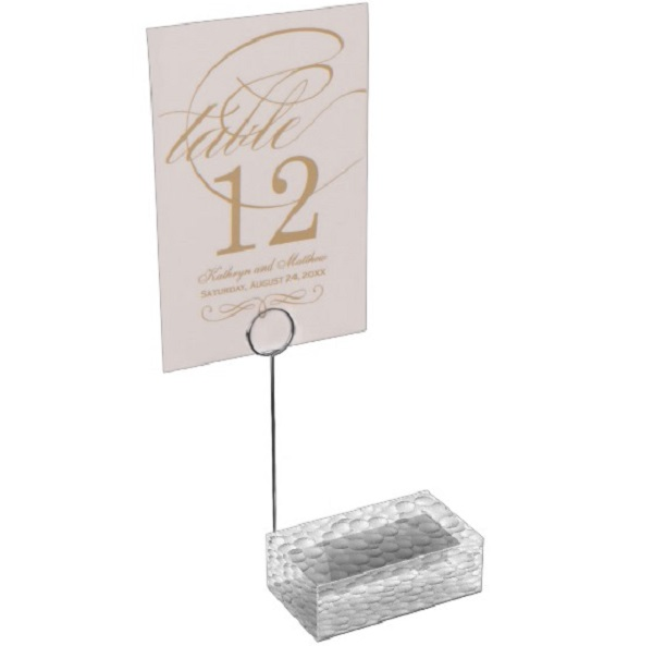 Wedding Table & Place Card Holders