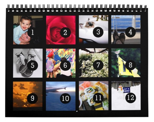 Personalized 2021 Wall Calendars