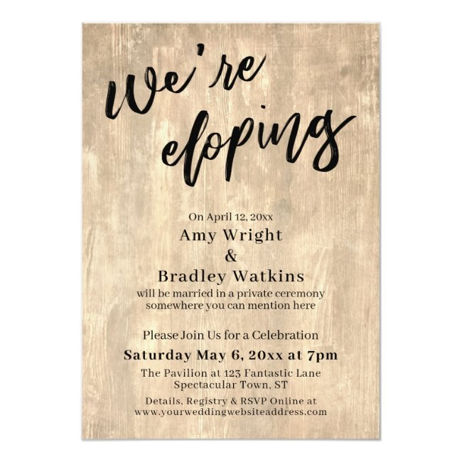Best 10 personalized rustic wedding invitation templates